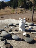 The joyous Buddha at Heartwood